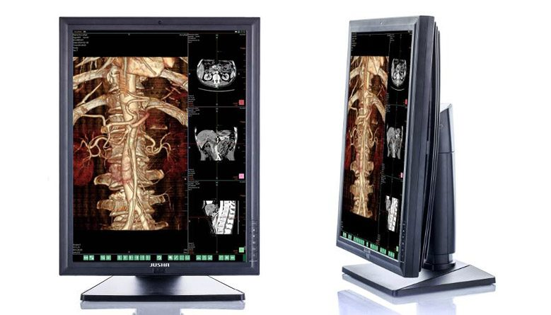 Color Medical Display JUSHA-C23C