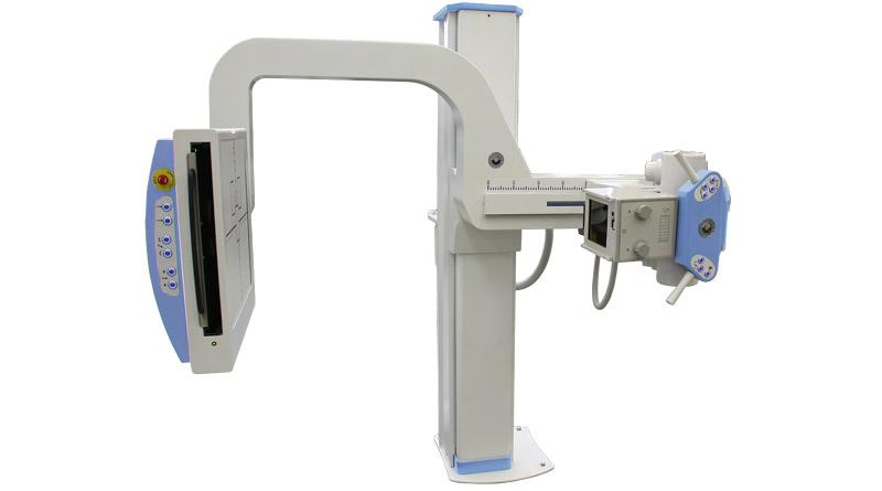 Апарат рентгенівський діагностичний BReeZe EBR-D02