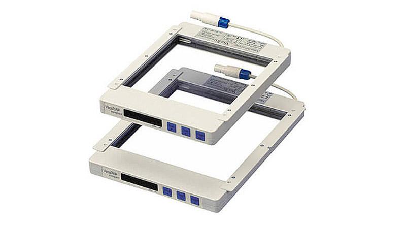 Технічні характеристики дозиметрів VacuDap (VacuTec, Німеччина)
