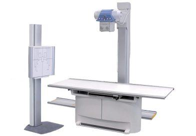 Цифровой и аналоговый рентгеновский комплекс на два рабочих места  ECLYPSE