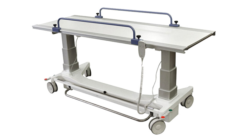 EVO X ray Transparent Stretchers