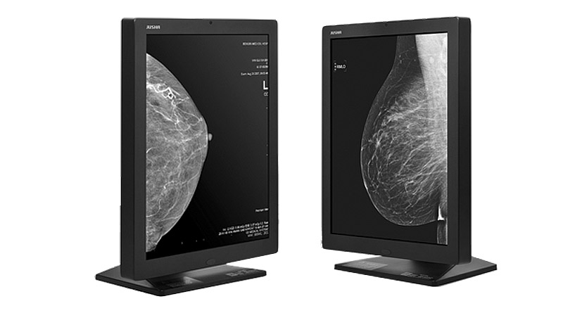 Monochrome Diagnostic Display JUSHA-M53 for mammography
