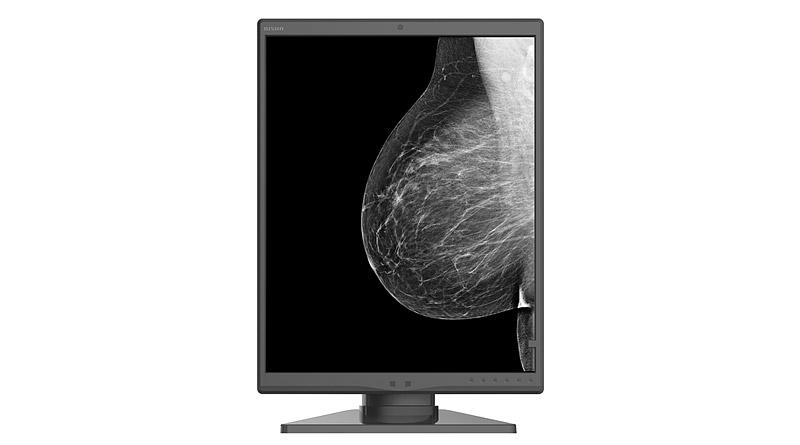 Монохромний діагностичний монітор JUSHA-M550 для мамографії