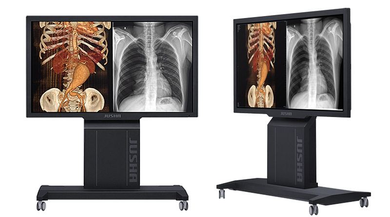Medical Demonstration Display JUSHA-CGA-SUPER70T-A for conciliums, seminars, lectures