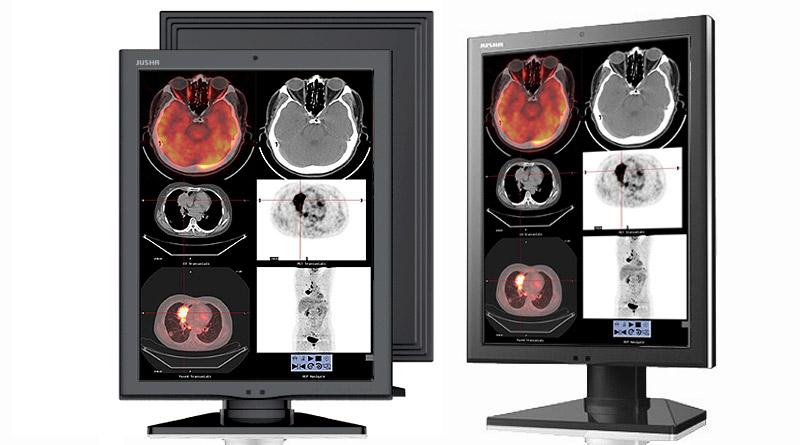 Цветной диагностический монитор JUSHA-C270G