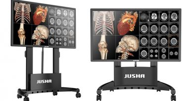Медицинский демонстрационный монитор JUSHA-S8420 для консилиумов, семинаров, лекций
