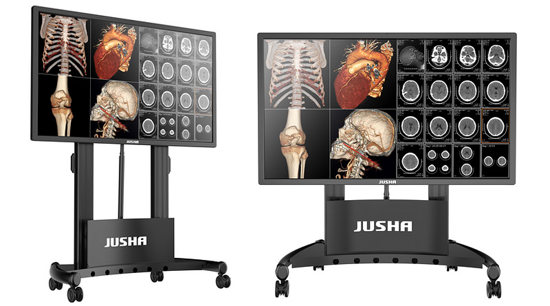 Medical Demonstration Display JUSHA-S8420 for conciliums, seminars, lectures