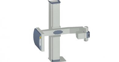 Флюорограф. Діагностична рентгенівська система BreeZe EBP-D03